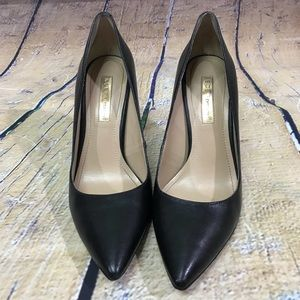BCBGeneration Black Heels Pumps Stiletto Size 6M